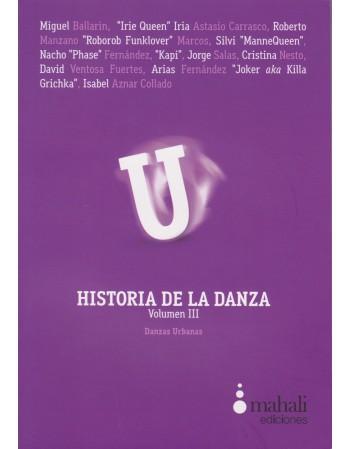 Historia de la danza....
