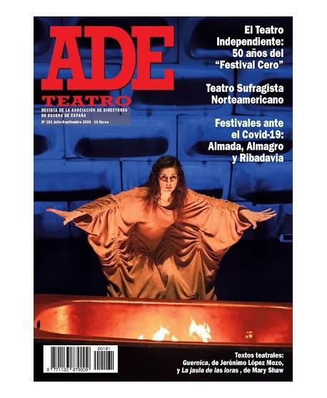 Revista ADE 181. Julio-Septiembre. 2020. Textos: Guernica / La jaula de las loras