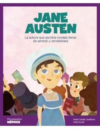 Jane Austen. La autora que...