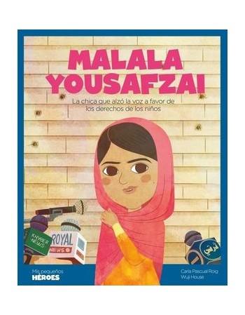 Malala Yousafzai. La chica...