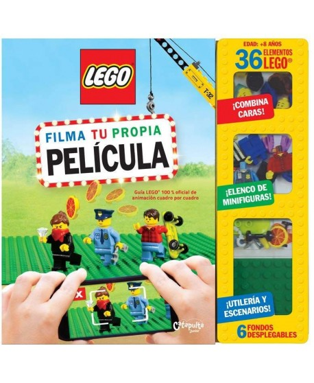 Lego. Filma tu propia película