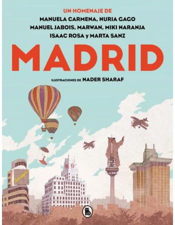 Madrid. Un homenaje