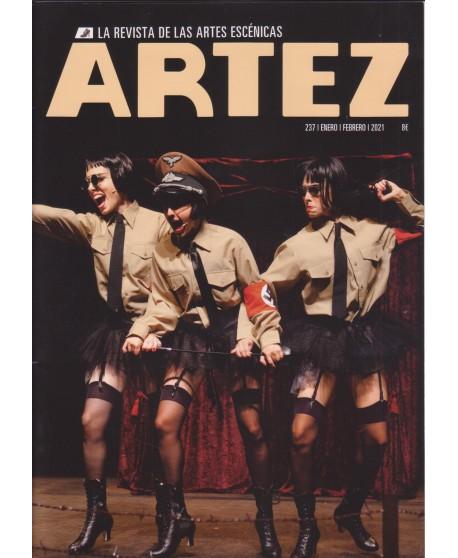 Revista Artez 237 (Enero- Febrero 2021)