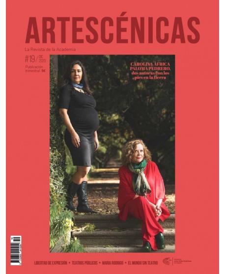 Revista Artescénicas 19 / Diciembre 2020
