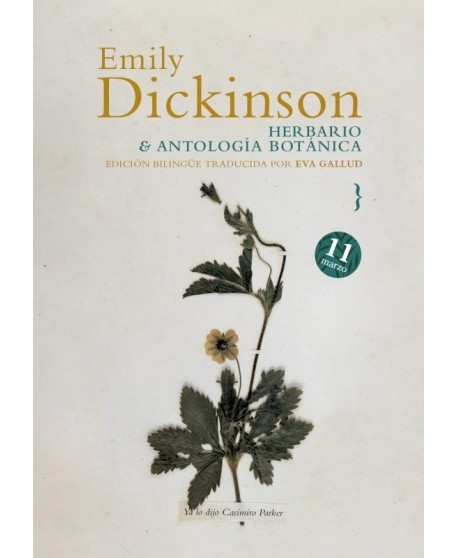 Herbario & Antología botánica