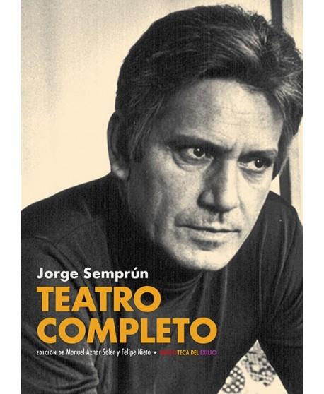 Teatro completo de Jorge Semprún