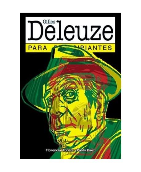 Gilles Deleuze para principiantes