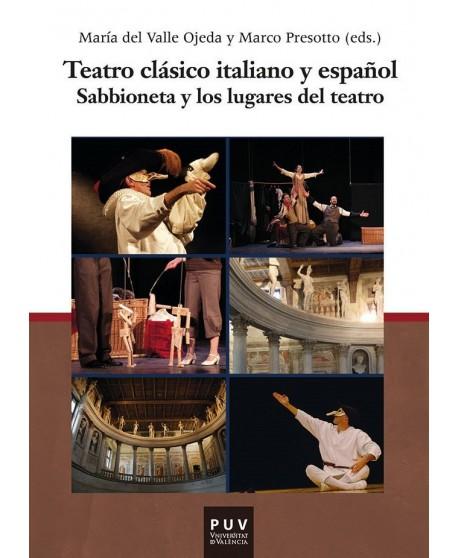 Teatro clásico italiano y español. Sabbioneta y los lugares del teatro