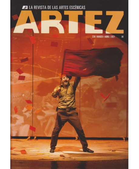 Revista Artez 238 (Marzo- Abril 2021)