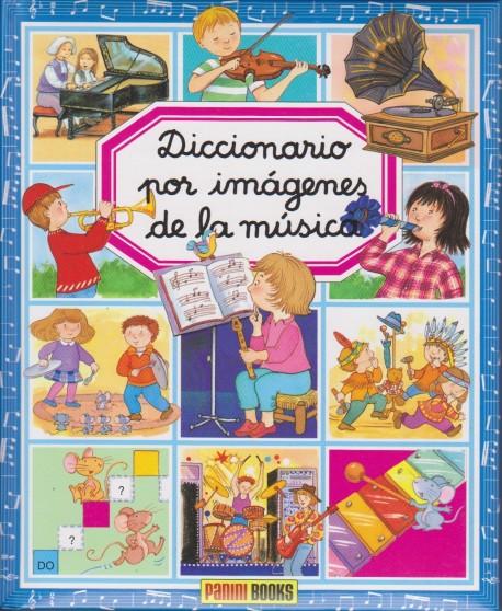 Diccionario por imágenes de la música