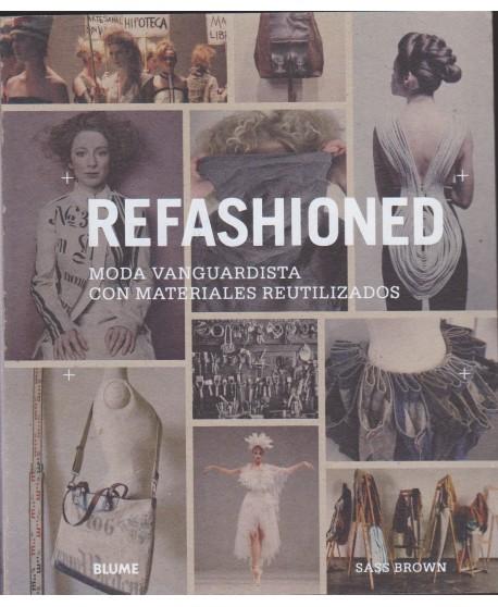 Refashioned, moda vanguardista con materiales reutilizados