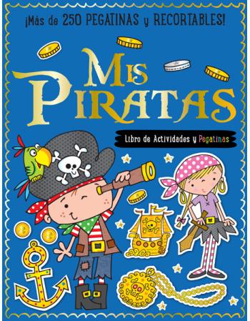 Mis Piratas. Libro de...