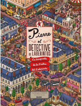 Pierre el detective de...
