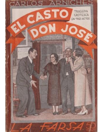 El casto don José
