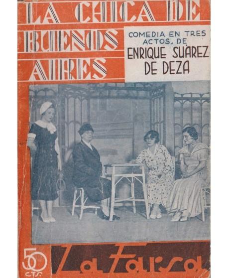 La chica de Buenos Aires