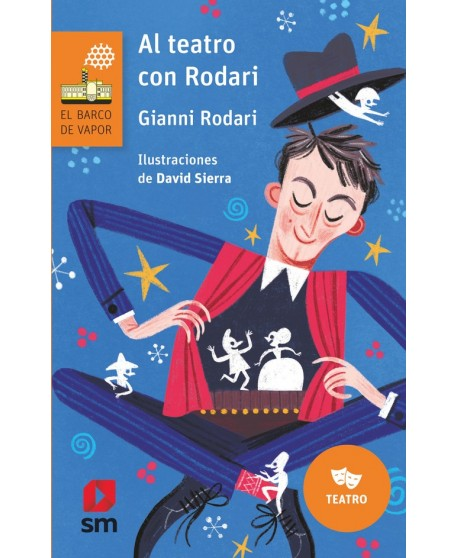 Al teatro con Rodari