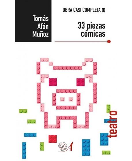 33 piezas cómicas. Obra casi completa (I)