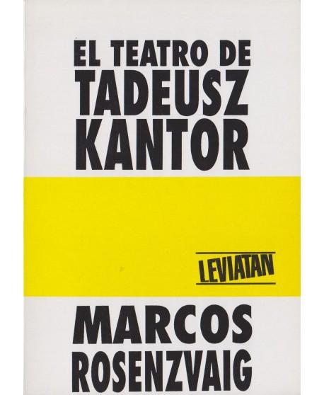 El teatro de Tadeusz Kantor