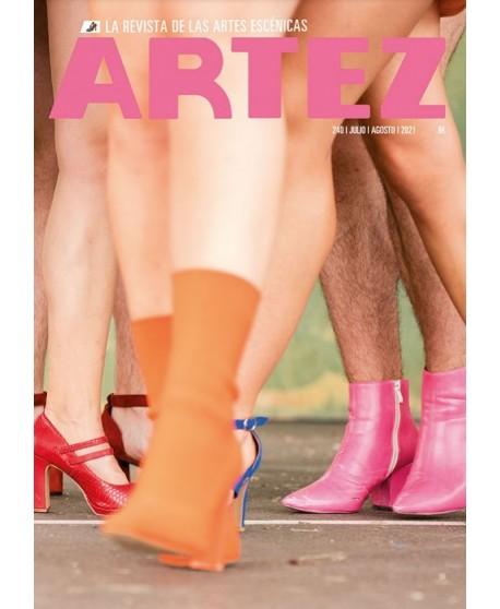 Revista Artez 240 (Julio - Agosto 2021)