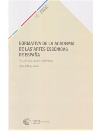 Normativa de la Academia de...
