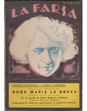 Doña María La Brava (Número...