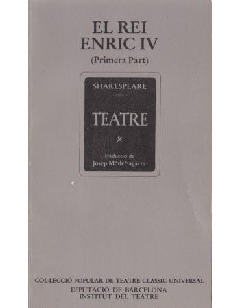 El rei Enric IV. Primera part