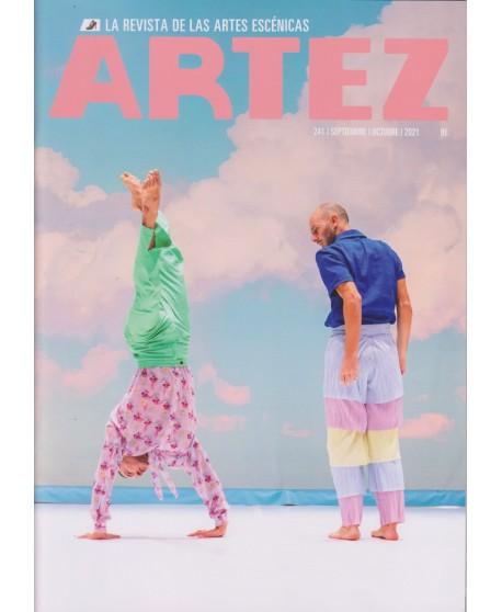 Revista Artez 241 (Septiembre - Octubre 2021)