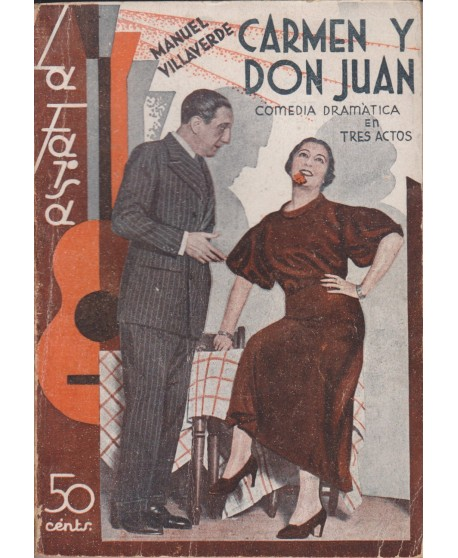 Carmen y Don Juan