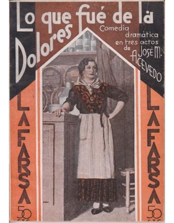 Lo que fue de la Dolores