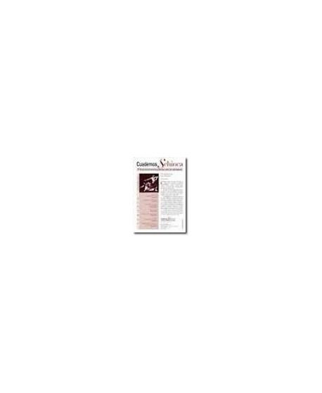 Cuaderno Schinca. Revista de investigación del arte del movimiento Nº 0