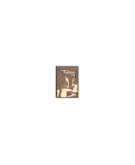 Cuadernos de dramaturgia Contemporánea Nº 1