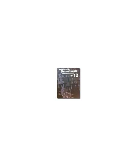 Cuadernos de dramaturgia Contemporánea Nº 12