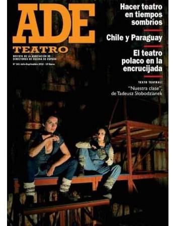 Revista ADE Teatro nº141