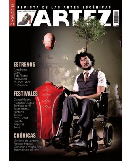ARTEZ nº186 (Noviembre/Diciembre)