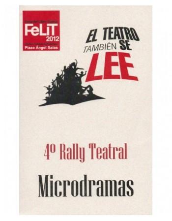 Microdramas - 4º Rally Teatral