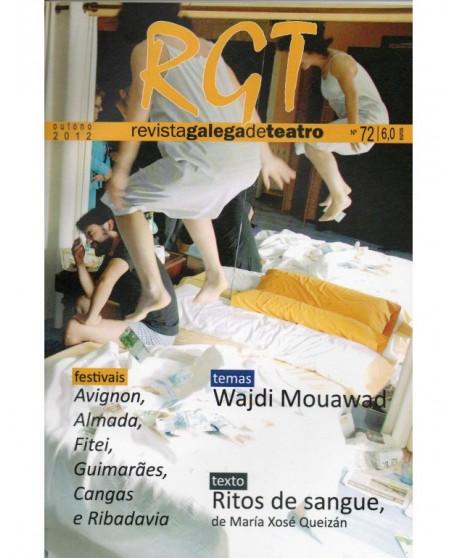 RGT - Revista Galega de Teatro nº72