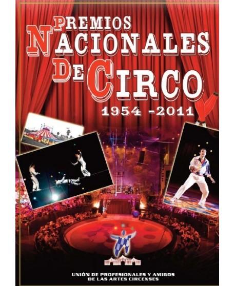 Premios Nacionales de Circo 1954 - 2011