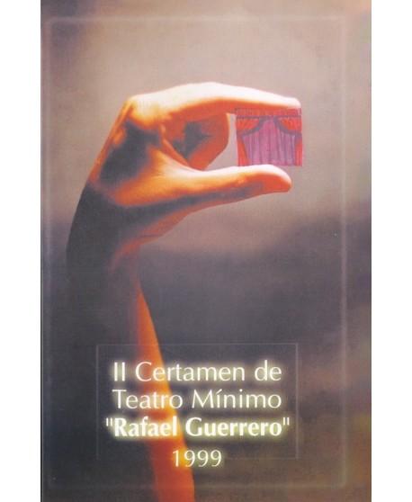 II Certamen de teatro mínimo Rafael Guerrero