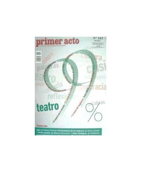 Primer acto 343. II/2012