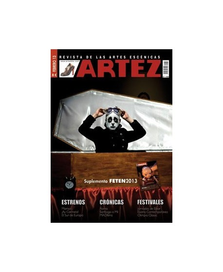 ARTEZ nº188 (febrero 2013)