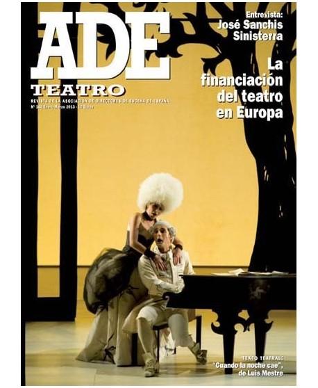 Revista ADE Teatro nº144 (Enero-Marzo)