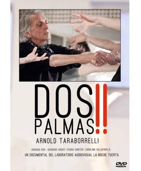 Dos palmas!! Arnold Taraborrelli
