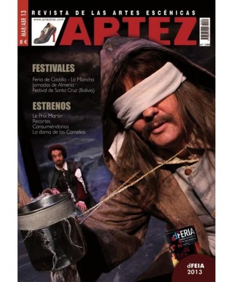 ARTEZ nº189 (marzo/abril 2013)