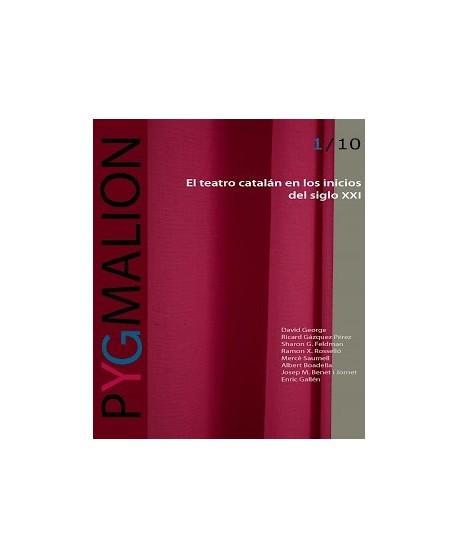 Revista Pygmalion 4. Modalidades de lo fantástico teatral