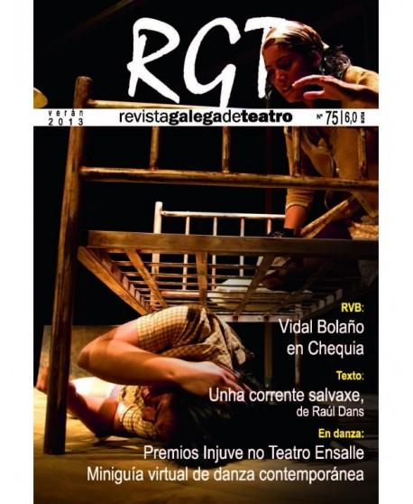 RGT Revista Galega de Teatro nº 75