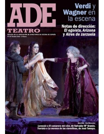 Revista ADE Teatro nº147