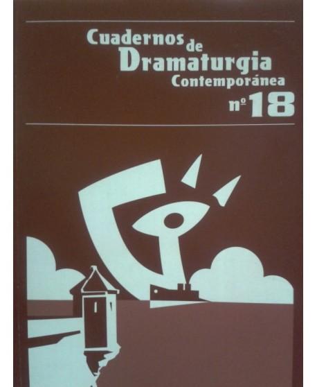 Cuadernos de dramaturgia Contemporánea Nº 18