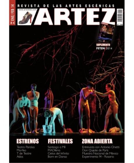 ARTEZ nº 195 (enero/ febrero 2014)