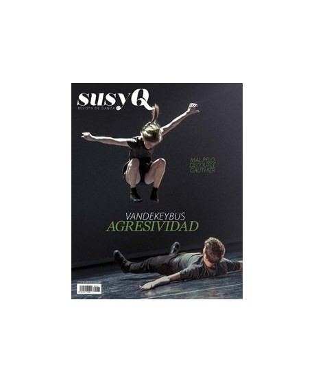 Susy Q nº 47 Revista de Danza (enero/ febrero 2014)