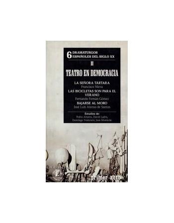 6 Dramaturgos españoles del...
